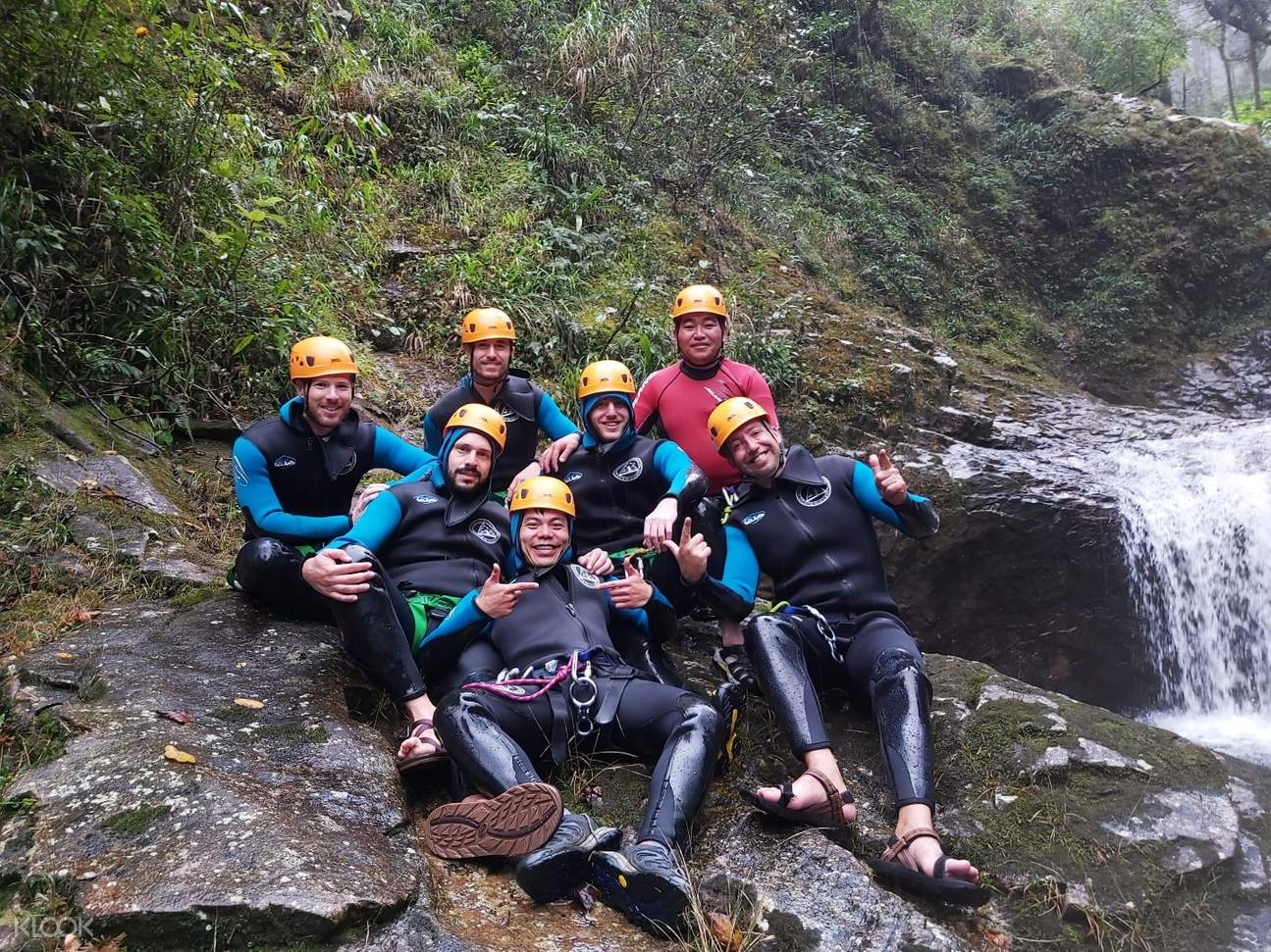 Get ready for a lot of fun and excitement by conquering Love waterfall - the most beautiful in Sapa!